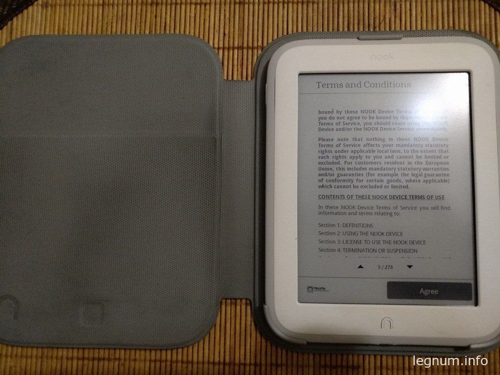 Noble Nook GlowLight