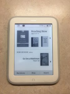 Noble Nook GlowLight 4GB