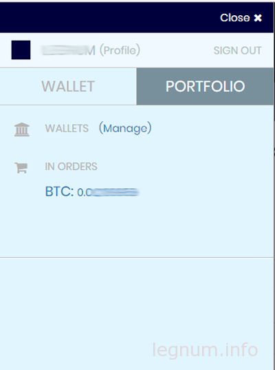 wallet exchange