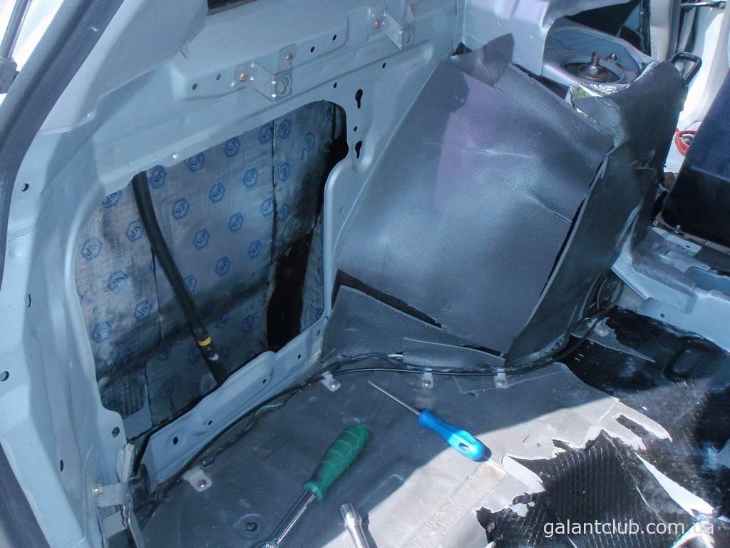 Багажник Галант