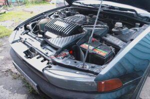 Где найти номер двигателя 6A13