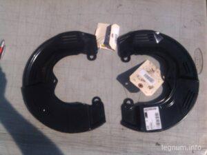 Кожух тормозных дисков 160 и 130 мм Galant EA