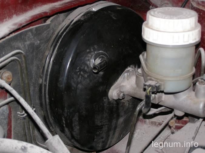 Вакуумный усилитель тормозов 10″ Galant USA