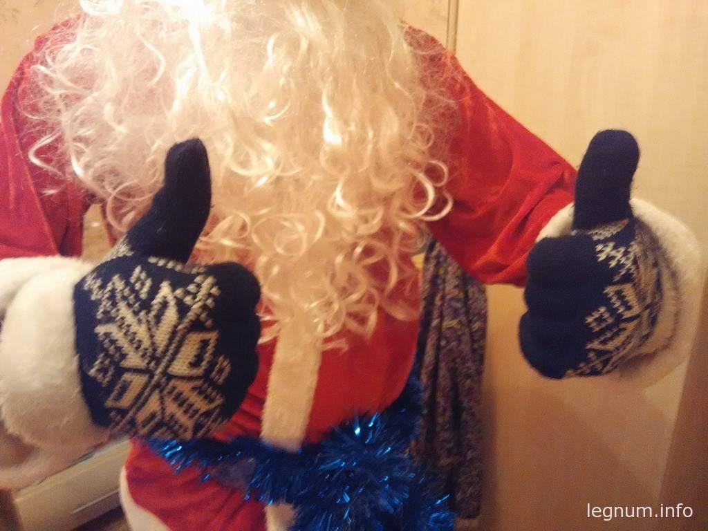 Настоящий Дед Мороз у Вас дома