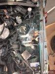 кузовной ремонт Galant EA