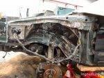 Капитальный ремонт кузовщины Galant EA5W