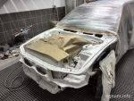 капитальный ремонт кузова Galant EA