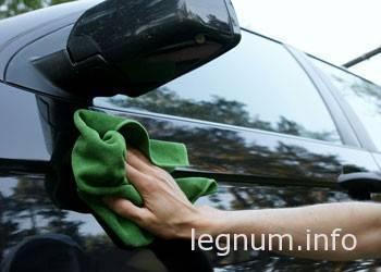 8 простых советов для чистоты авто