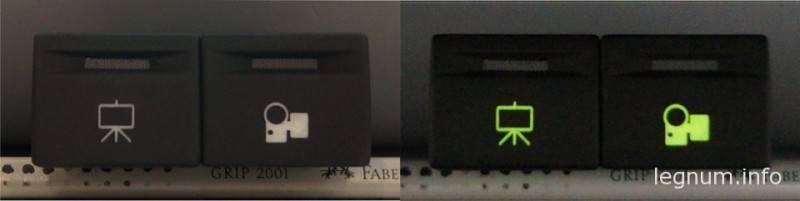 Лазерная гравировка кнопок