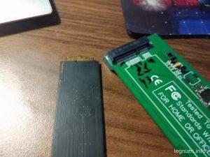 Замена SSD на ASUS UX31