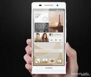 Прошивка Huawei Ascend P6-C00
