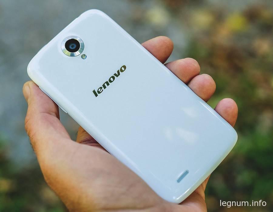 Прошиваем Lenovo S820E
