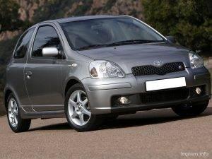 Руководство по эксплуатации Toyota Yaris