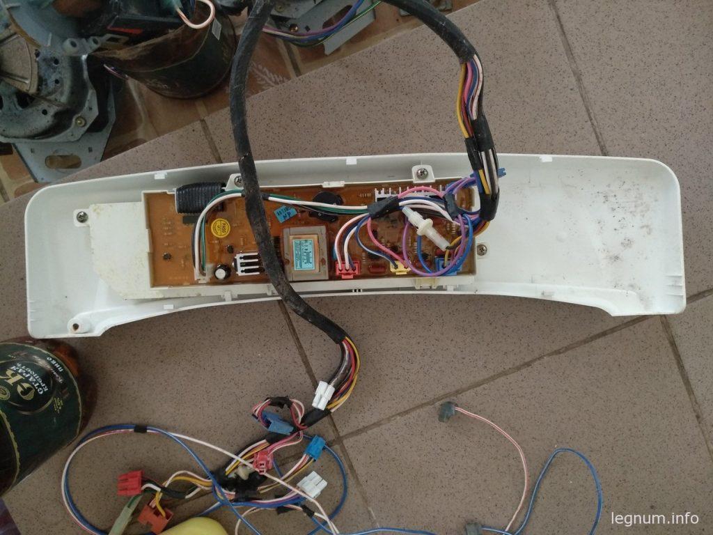 Ремонт стиралки DAEWOO DWF-800FPS
