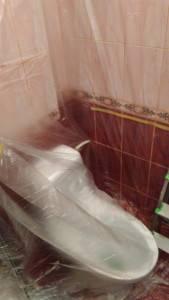 Быстрый ремонт потолка
