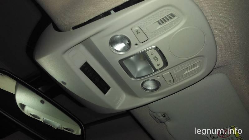 Подключаем регистратор Citroen C4