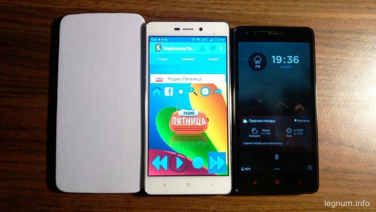 Первое знакомство с Xiaomi Redmi 3