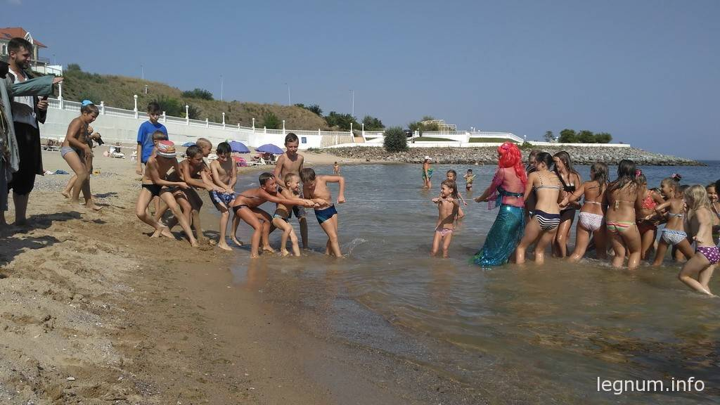 День Нептуна «Сосновый берег»