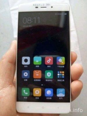 Презентация Xiaomi Redmi 4