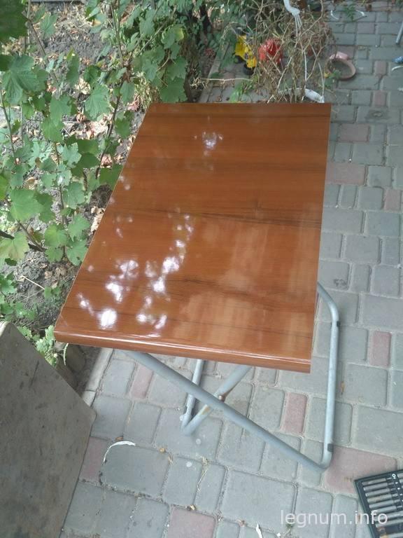 Собираем стол на столешнице
