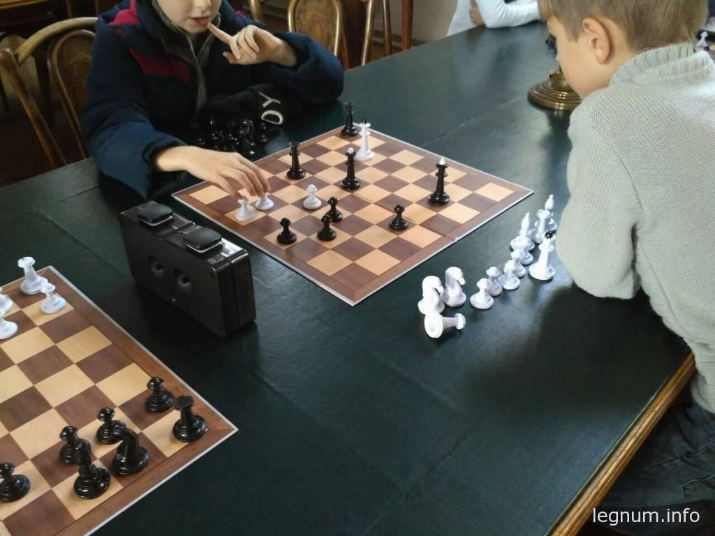 Турнир по шахматам «Зимний фестиваль» 2017