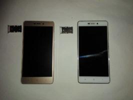 Xiaomi Redmi 3X Gold