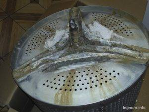барабан стиральной машинки daewoo