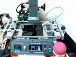 Инфракрасная паяльная станция ACHI IR-6500