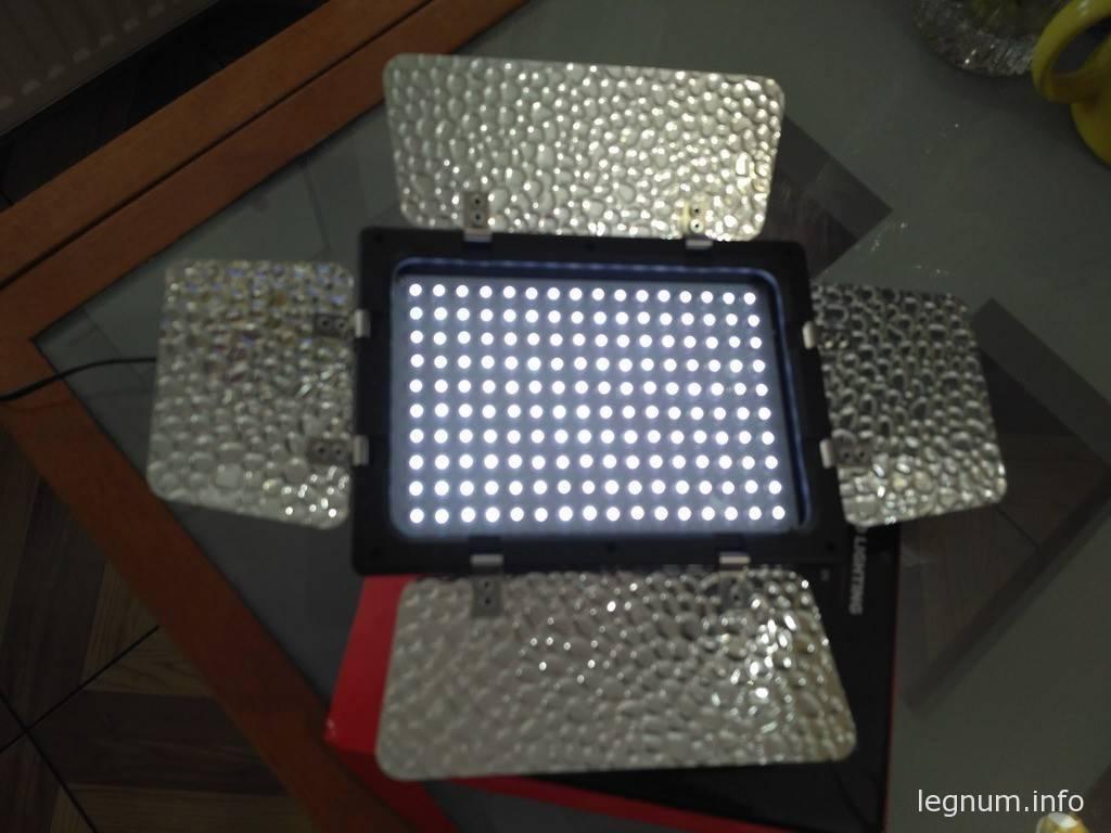 LED свет для фото\видео съемки