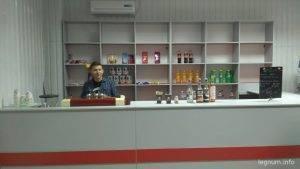 """Кафе-бар """"Новая почта"""""""
