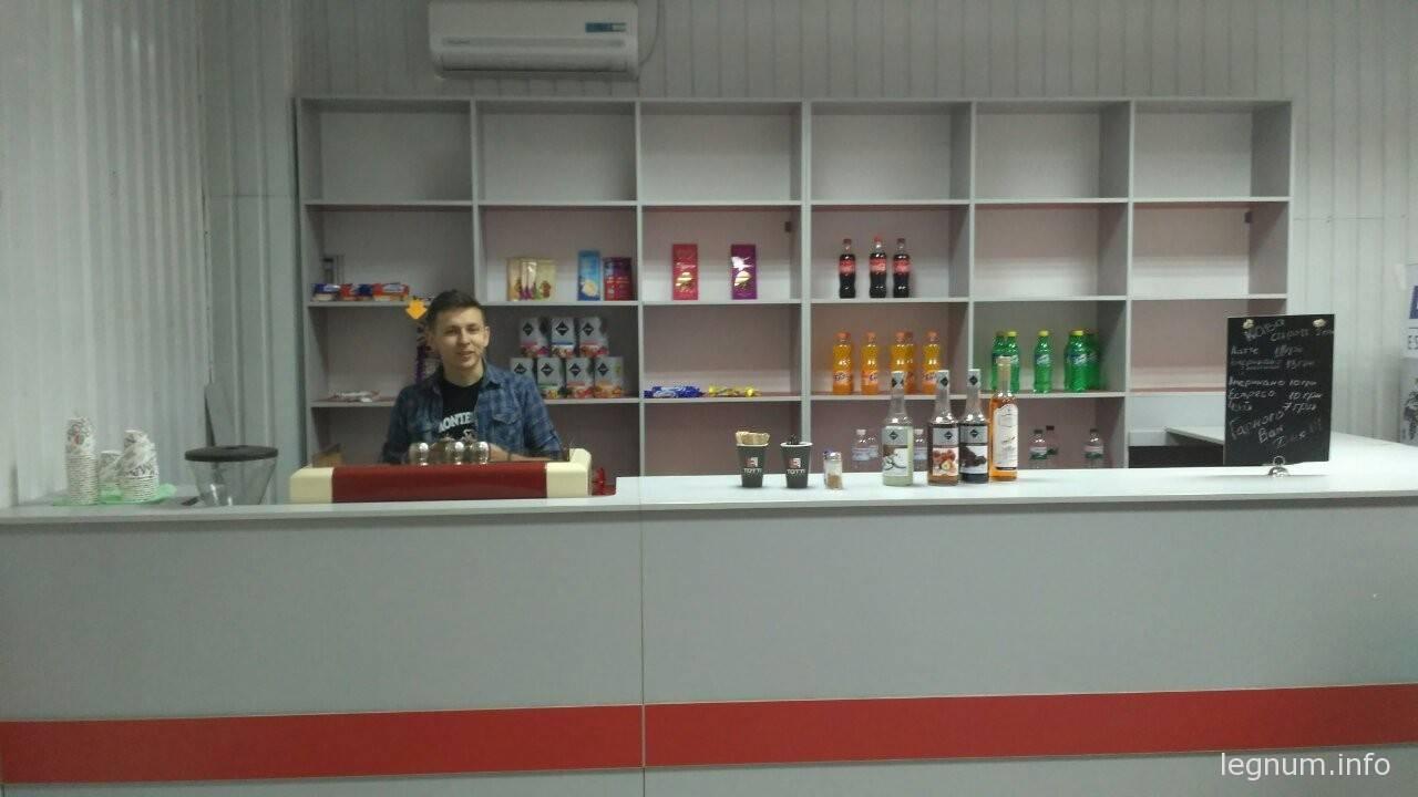 Кафе-бар «Новая почта»