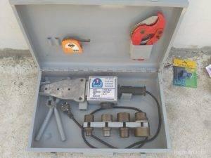 паяльник для пайки пластиковых труб