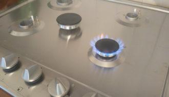 Выпускаем воздух и радуемся газу в доме: