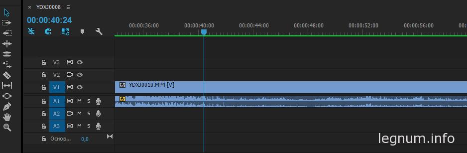 Тормозит предпросмотр в Adobe Premiere