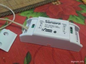 Sonoff wi-fi