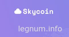 Установка кошелька Skycoin