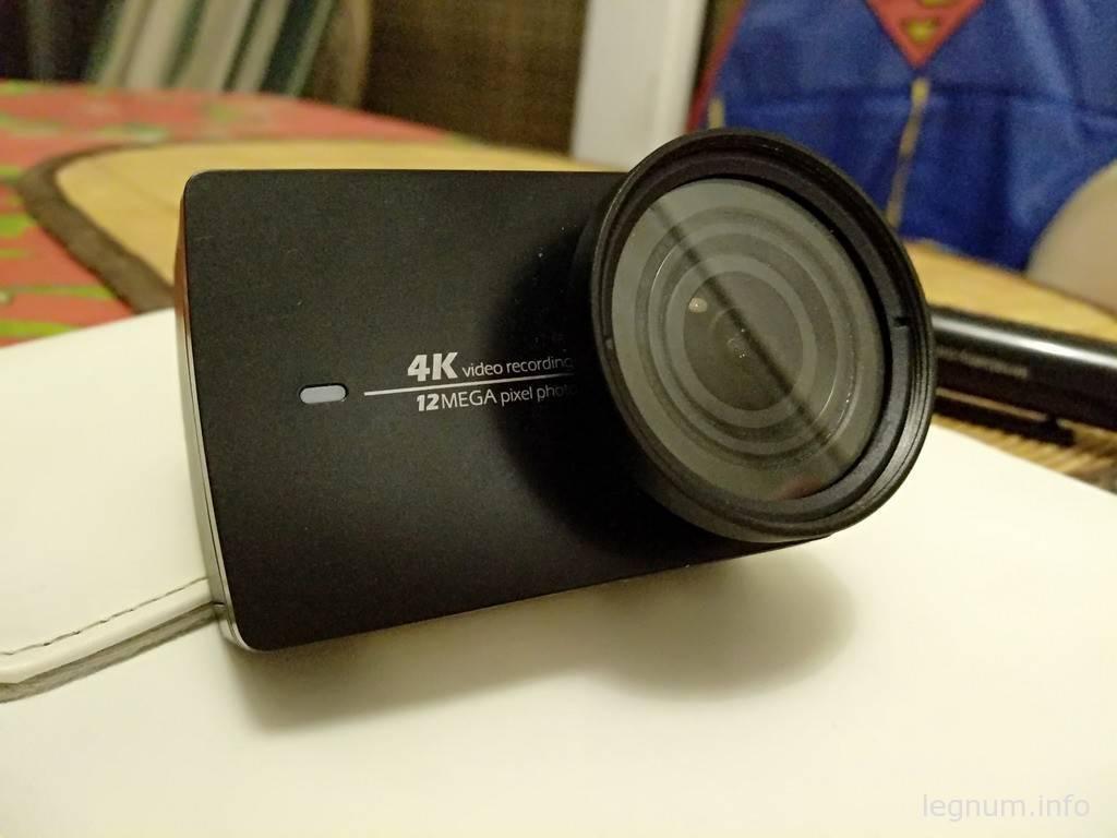 Фильтр УФ для экшн-камеры