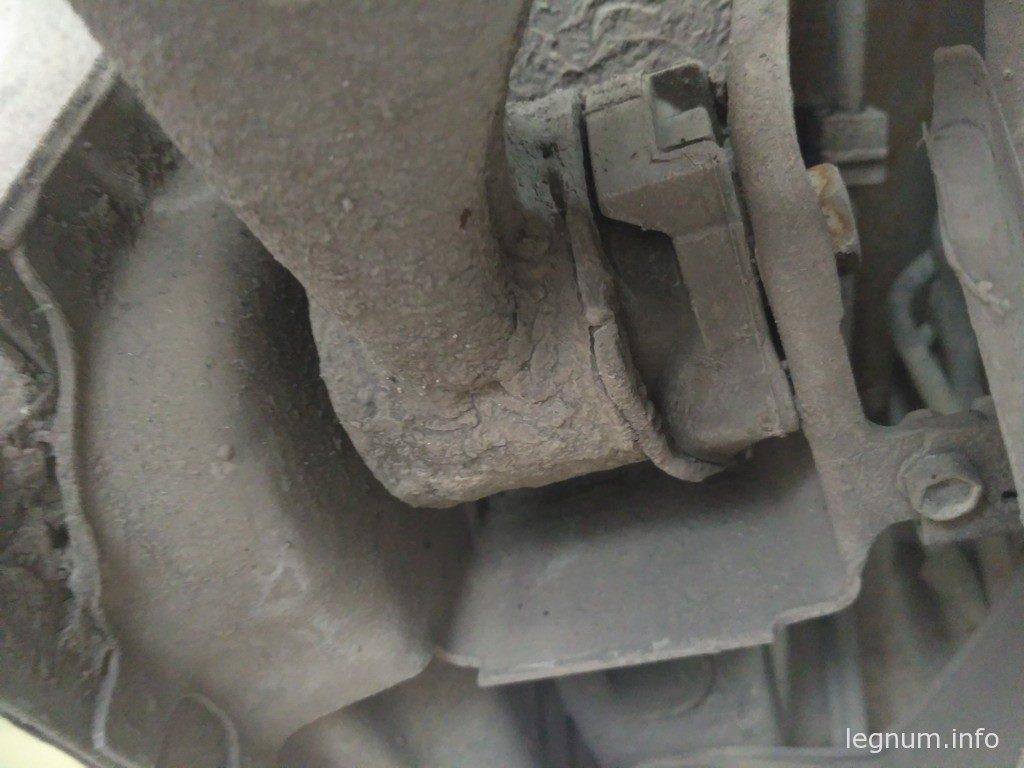 Сайлентблоки задних рычагов