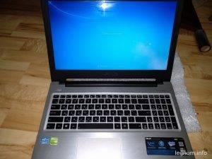 Ноутбук ASUS X56CB