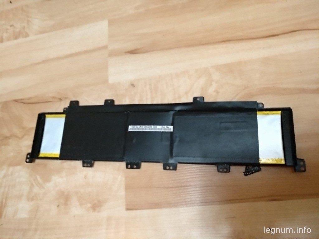 ноутбук ASUS X502 на запчасти