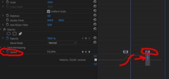 Как сделать маску в Adobe Premiere