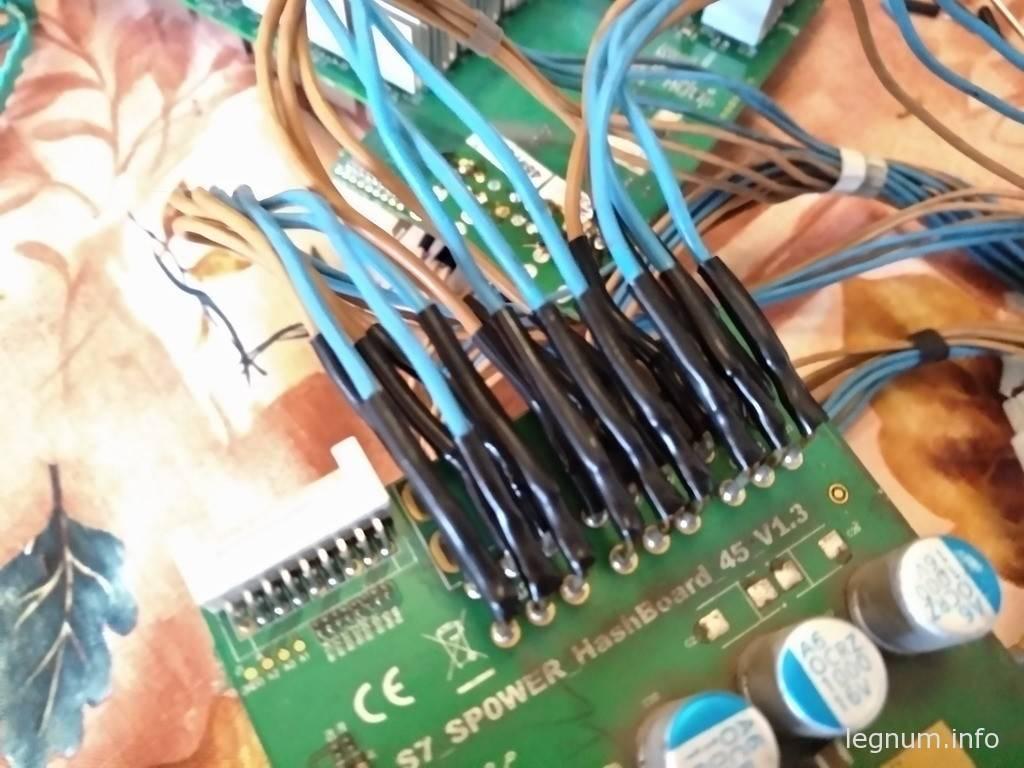 Переделка 6-pin коннектора