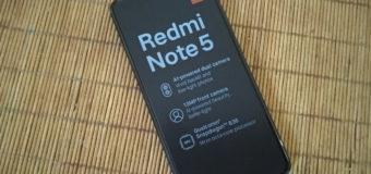Покупка Xiaomi Redmi Note 5