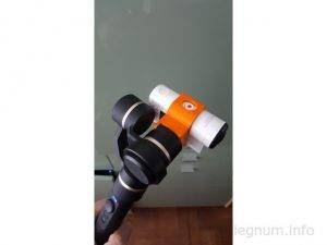 Стедикам Feiyu G5 + Sony FDR-X3000