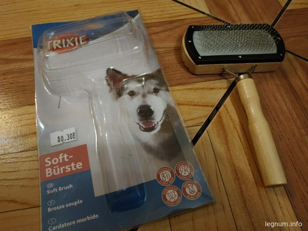 Расческа для шерсти кота TRIXIE