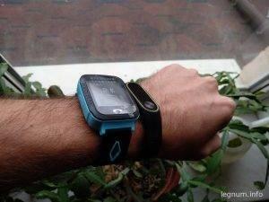 Часы Smart Baby Watch