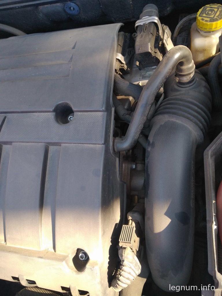 Замена термостата FIAT STILO