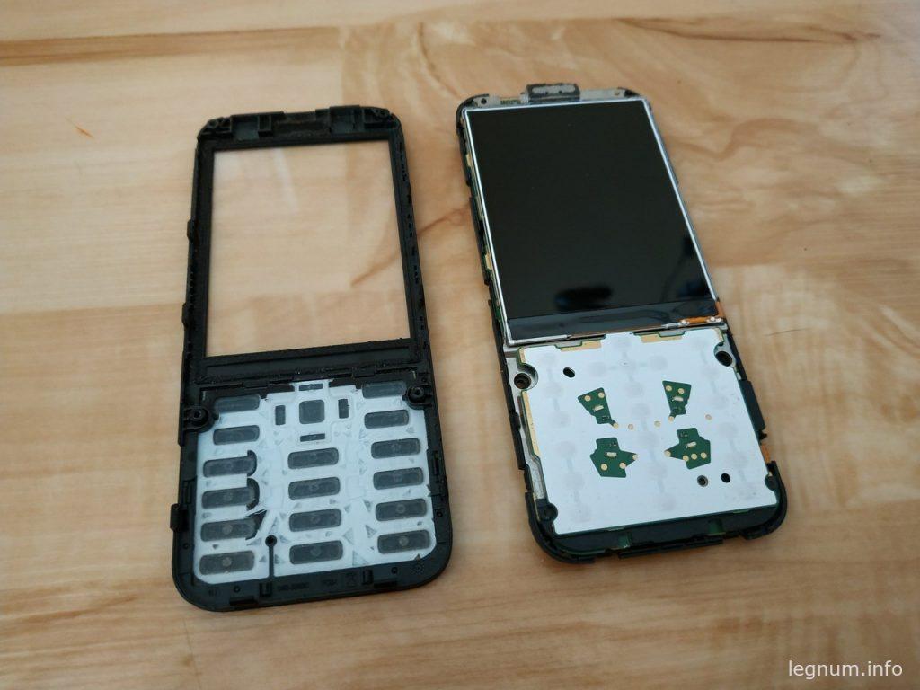 Замена корпуса Nokia 225