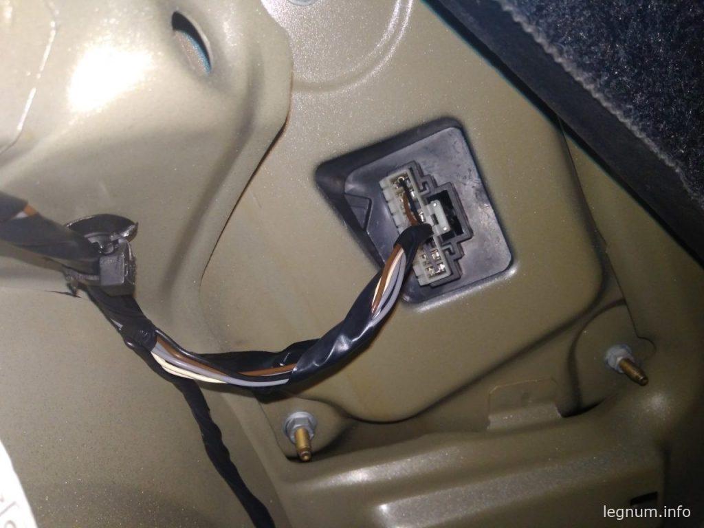 Ошибка Airbag +лючок+стоп FIAT Stilo