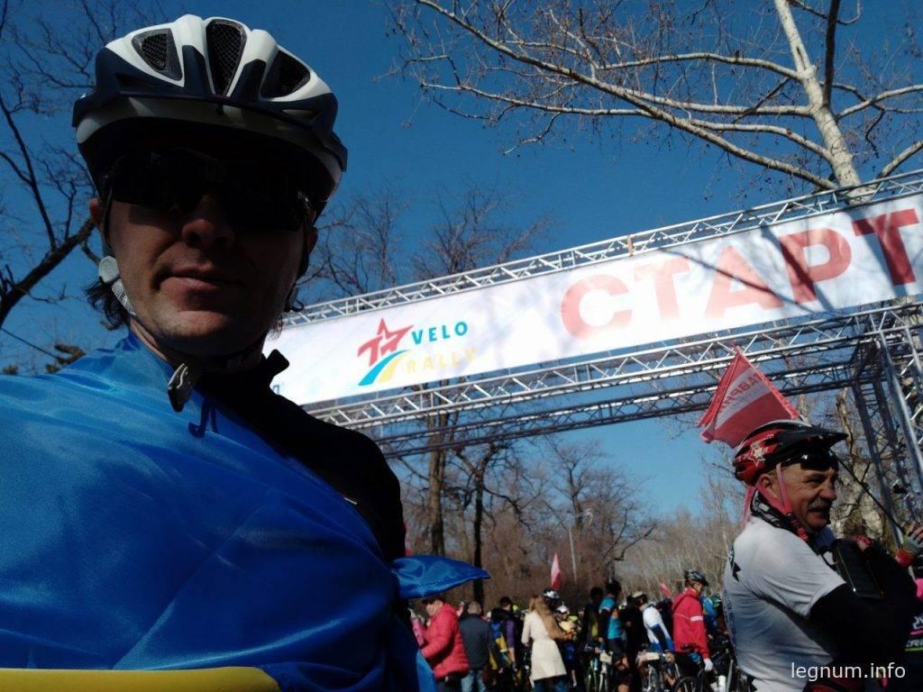 Регистрация на велосотку 2020